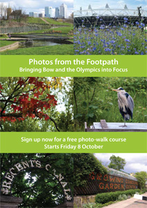 Photos from the footpath flyer image